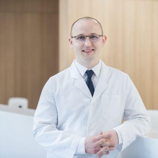 Northway Anesteziologas Vidas Jankus