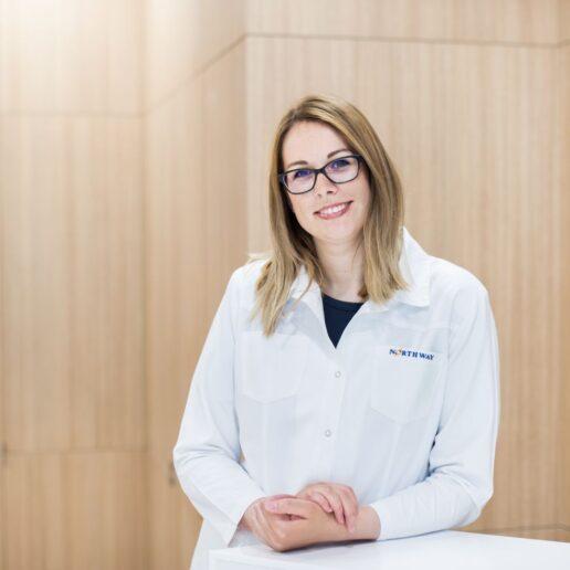 Northway Gastroenterologė Aistė Purienė