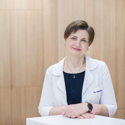 Northway Hematologė Ligita Malciūtė