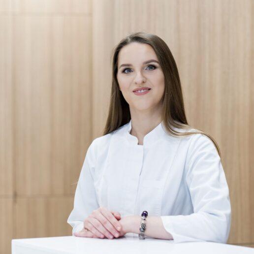 Northway Medicinos Gydytoja Ieva Povilaitė