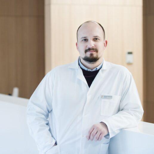 Northway Reumatologas Mindaugas Sakalauskas