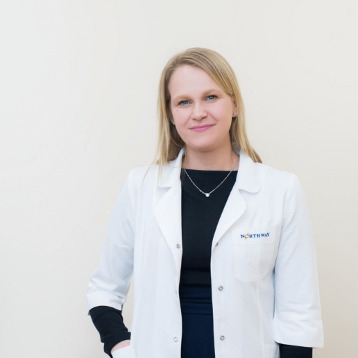 Northway Klaipėda Gastroenterologė Gabrielė Sodeikienė