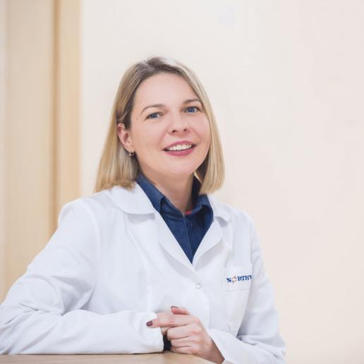 Northway Klaipėda Hematologė Miglė Kulbokė