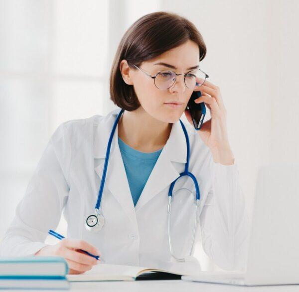 Šeimos gydytojo konsultacija nuotoliniu būdu