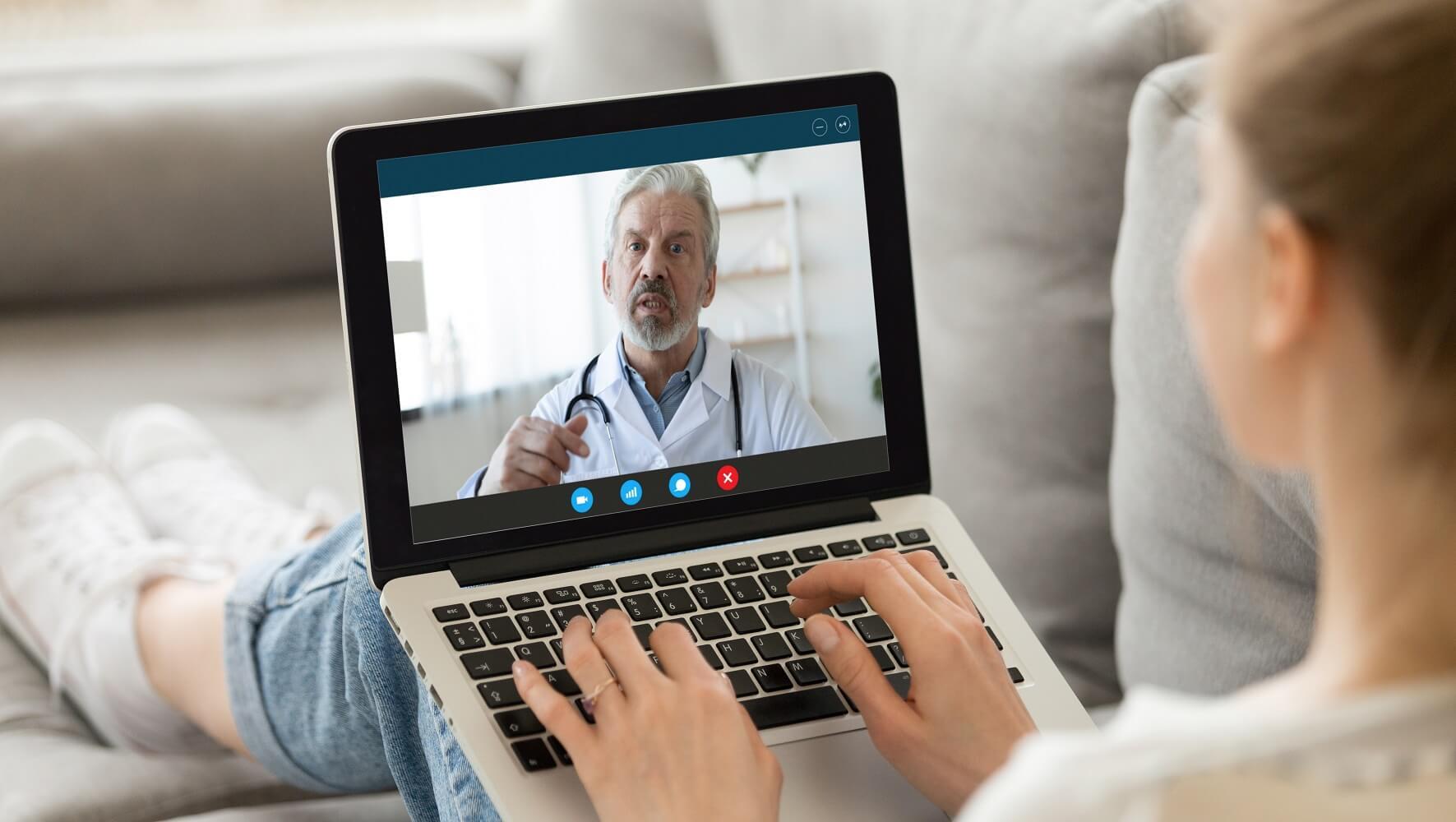 Nuotolinės Gydytojų Konsultacijos