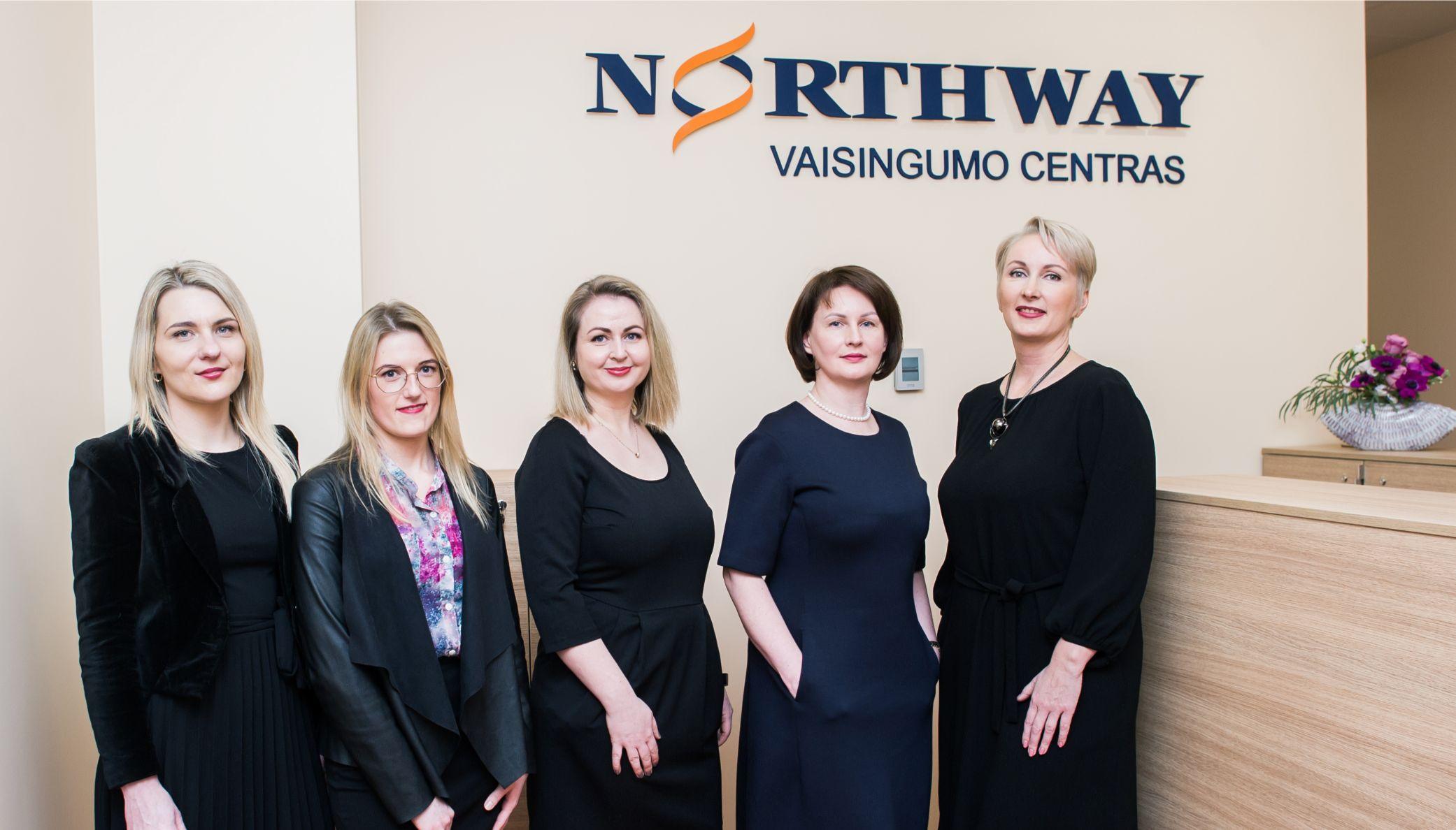 Northway vaisingumo centras Klaipėdoje