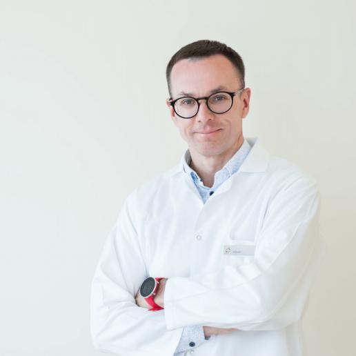 Northway Medicinos Centro Klaipėdoje Ortopedas Traumatologas Markas Fiodorovas