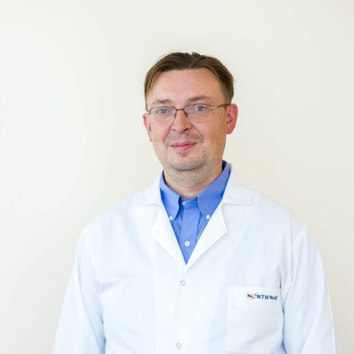 Northway Klaipėda Krūtinės Chirurgas Paulius Radziminskas