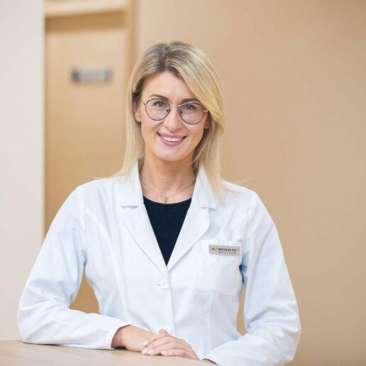 Northway Medicinos Centro Klaipėdoje Oftalmologė Milda Trumpickienė