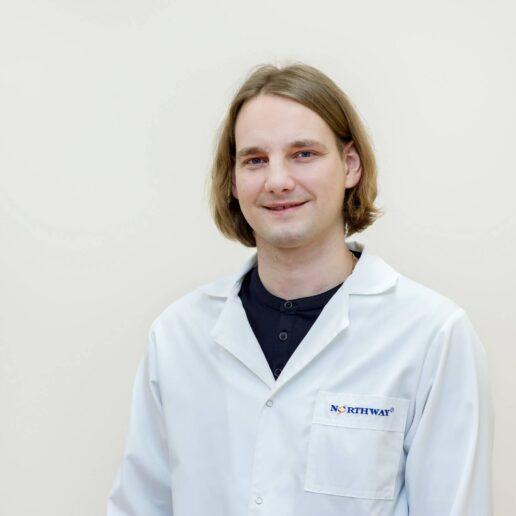 Northway Medicinos Centro Klaipėdoje Abdominalinis Chirurgas Oleg Aliošin