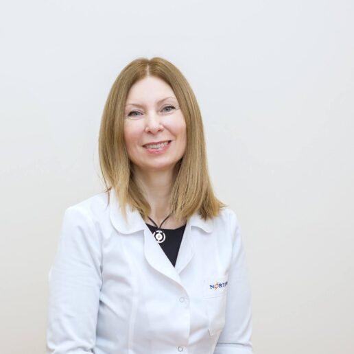 Northway Medicinos Centro Klaipėdoje Genetikė Rima Sereikienė