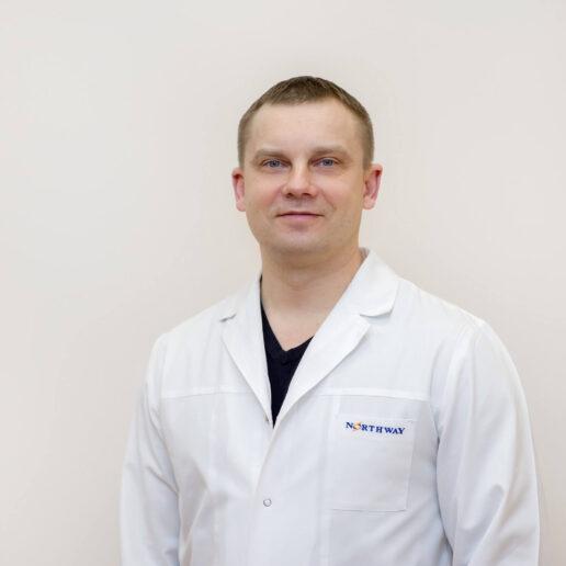 Northway Medicinos Centro Klaipėdoje širdies Chirurgas, Kardiochirurgas Saulius Raugelė