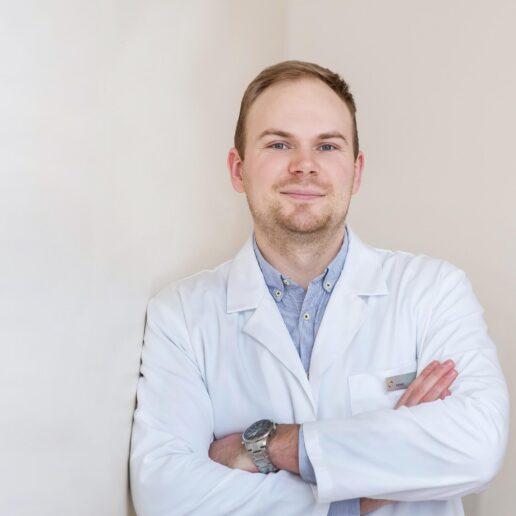 Northway Klaipėda Otorinolaringologas LOR Žygimantas Tverskis