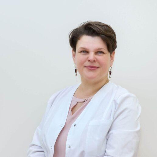 Northway Klaipėda Kardiologė Kristina Morkūnaitė