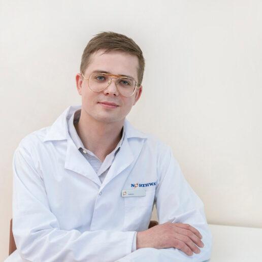 Northway Klaipėda dermatologas Žygimantas Vaičys (1)