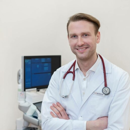 Northway Klaipėda kardiologas Kasparas Briedis